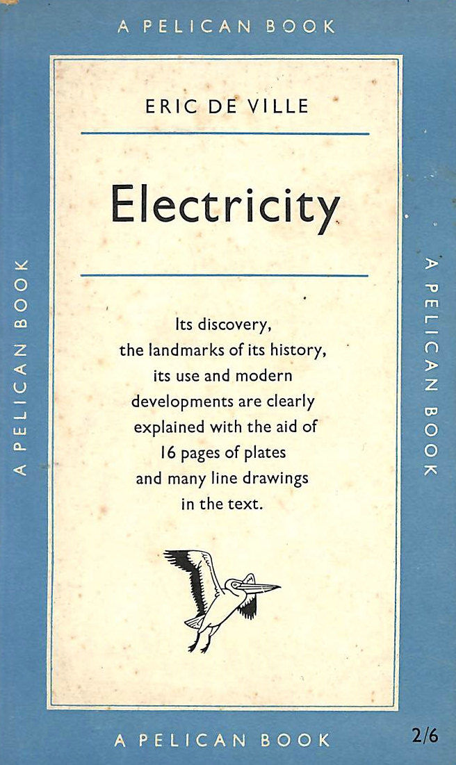 Image for Electricity (Pelican books)