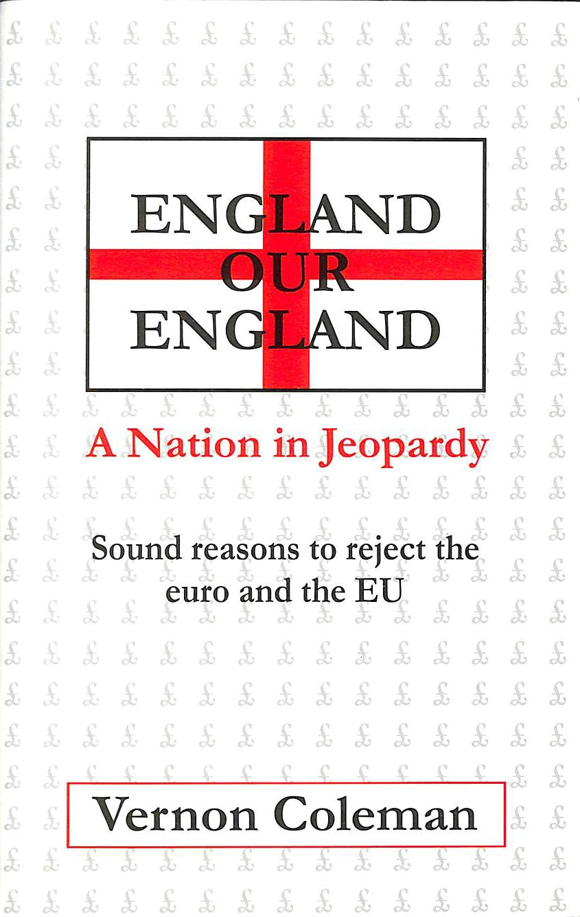 Image for England Our England: A Nation in Jeopardy