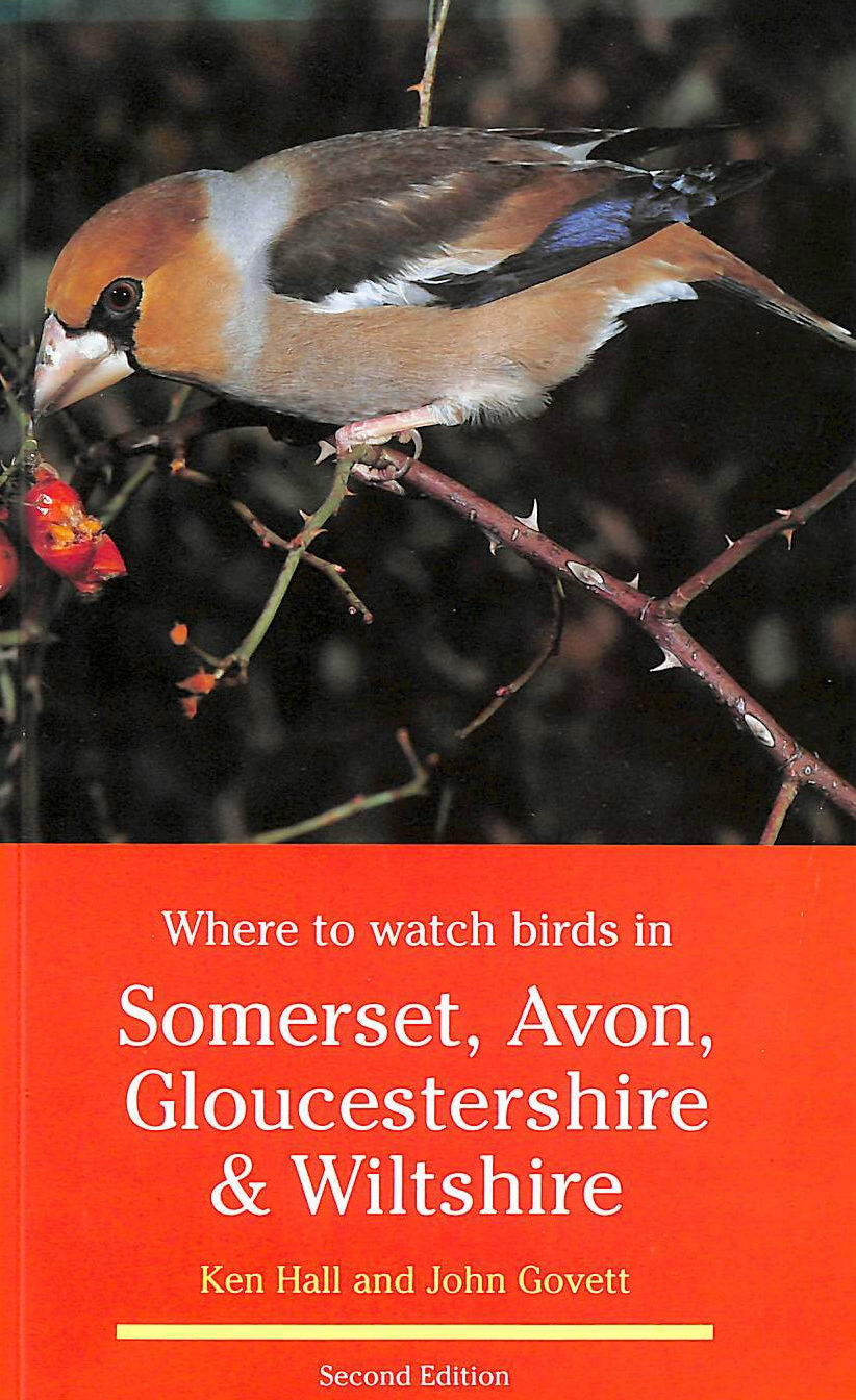 Image for Where to Watch Birds in Somerset, Avon, Gloucestershire and Wiltshire