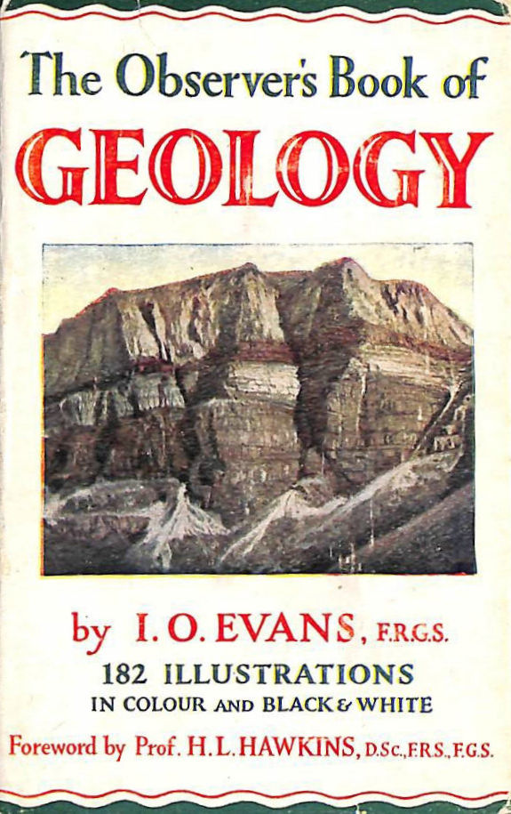 Image for The Observer's Book of Geology