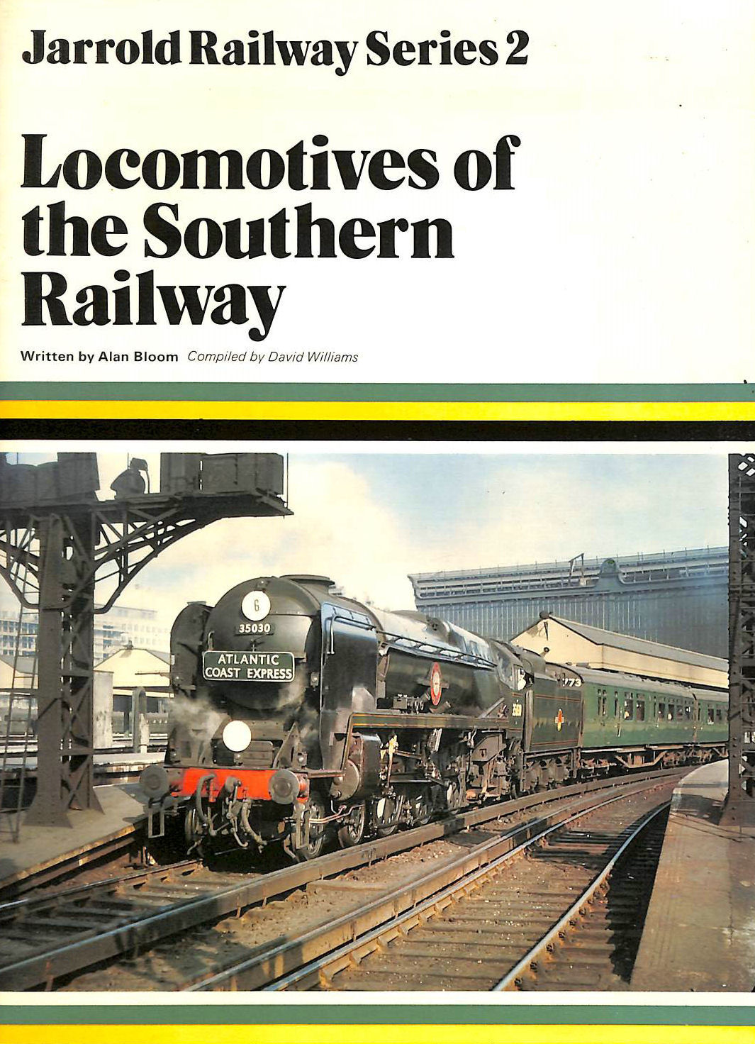 Image for Locomotives of the Southern Railway (Jarrold Railway Series 2)
