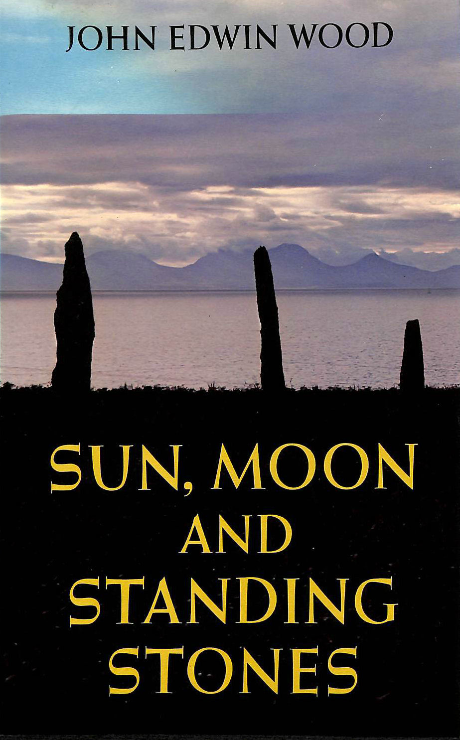 Image for Sun, Moon and Standing Stones (Oxford Paperbacks)