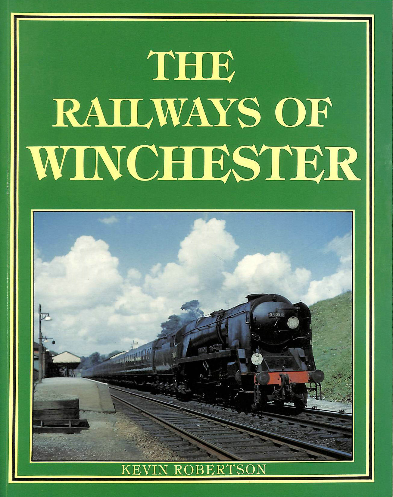 Image for The Railways of Winchester