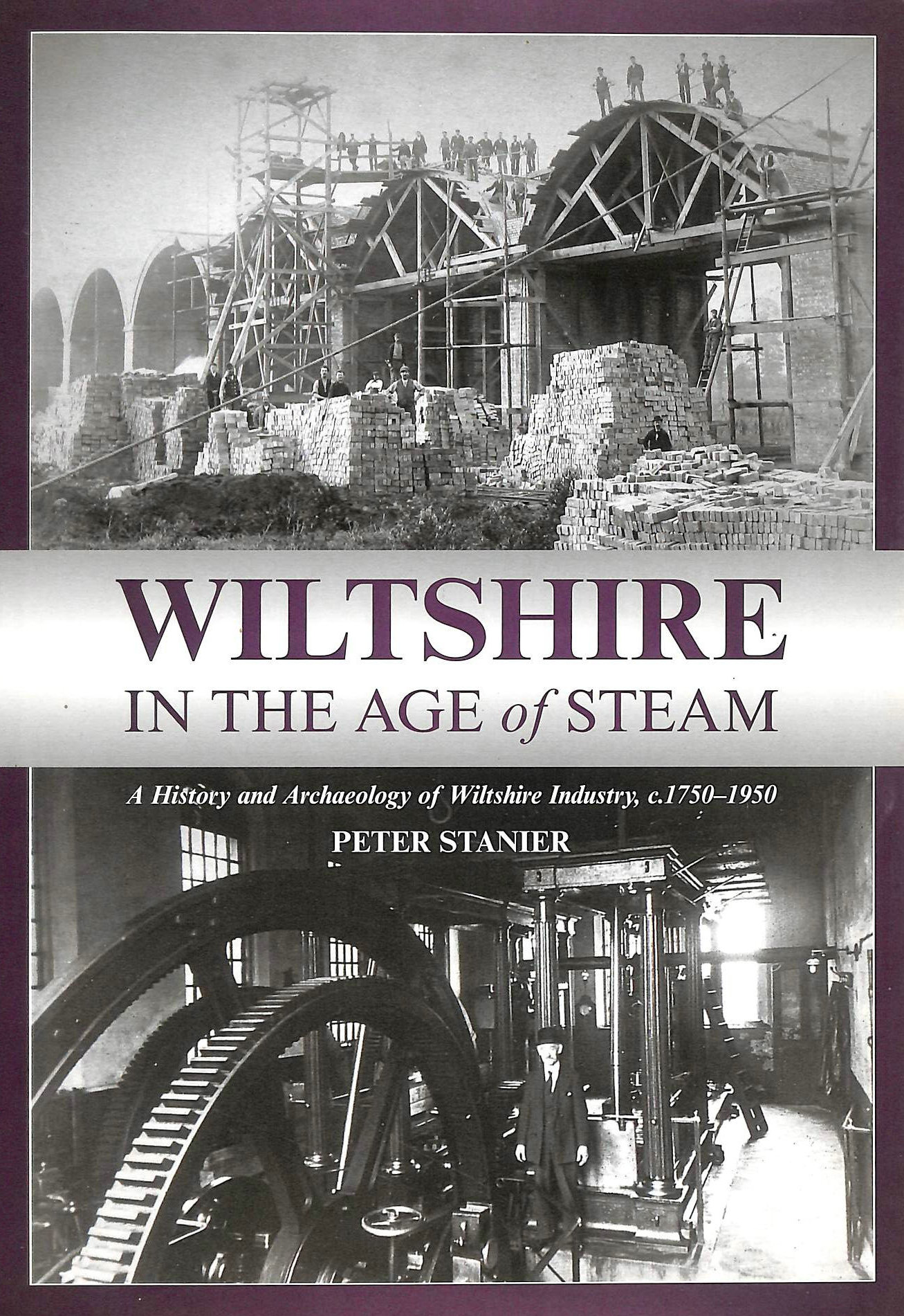 Image for Wiltshire in the Age of Steam: C 1750-1950: A History and Archaeology of Wiltshire Industry