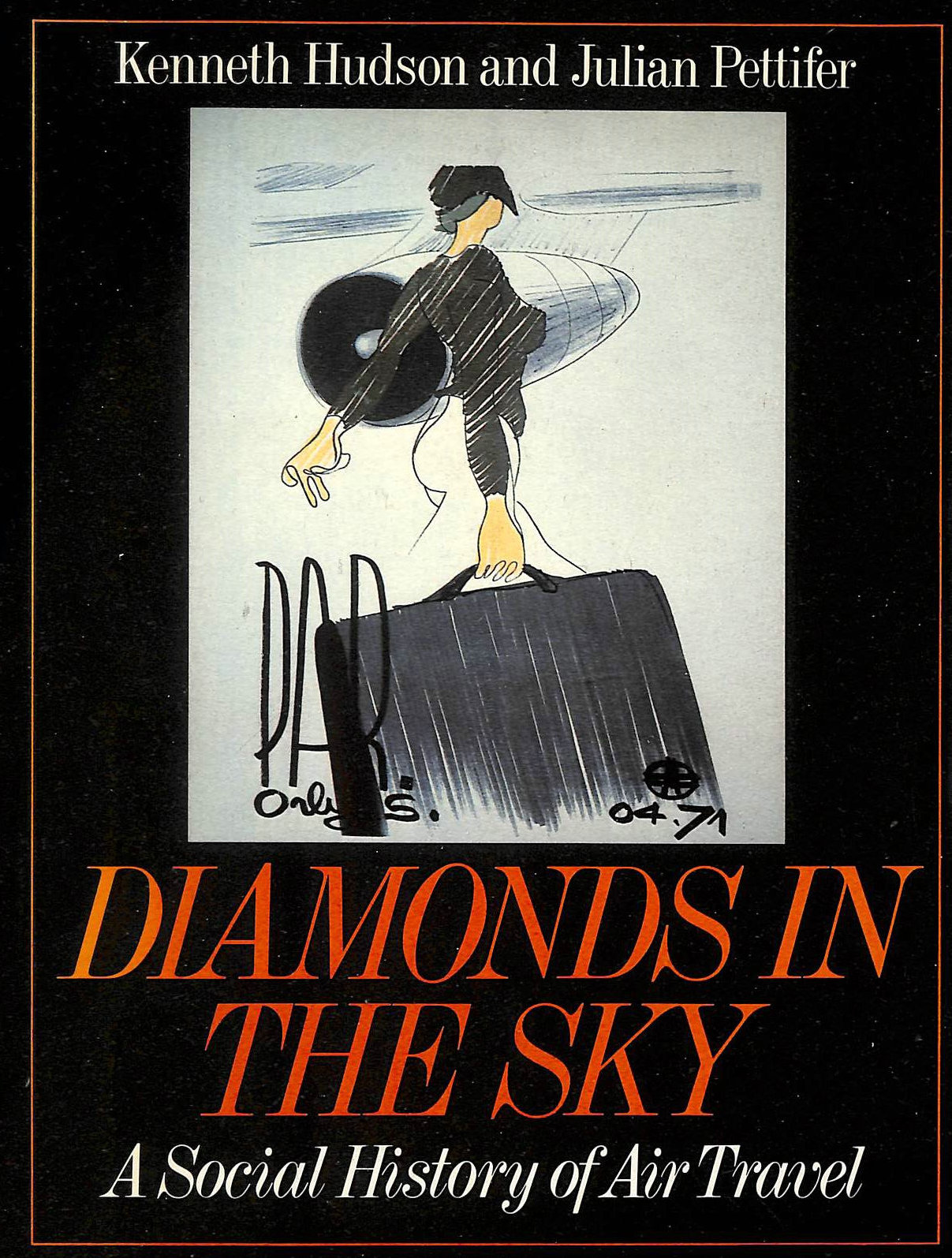 Image for Diamonds in the Sky: Social History of Air Travel