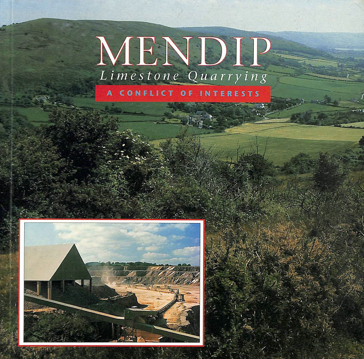 Image for Mendip: Limestone Quarrying - A Conflict of Interests