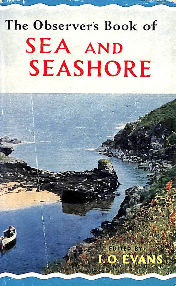 Image for The Observer's Book of Sea and Seashore (Observer's Pocket) by (1962-12-01)