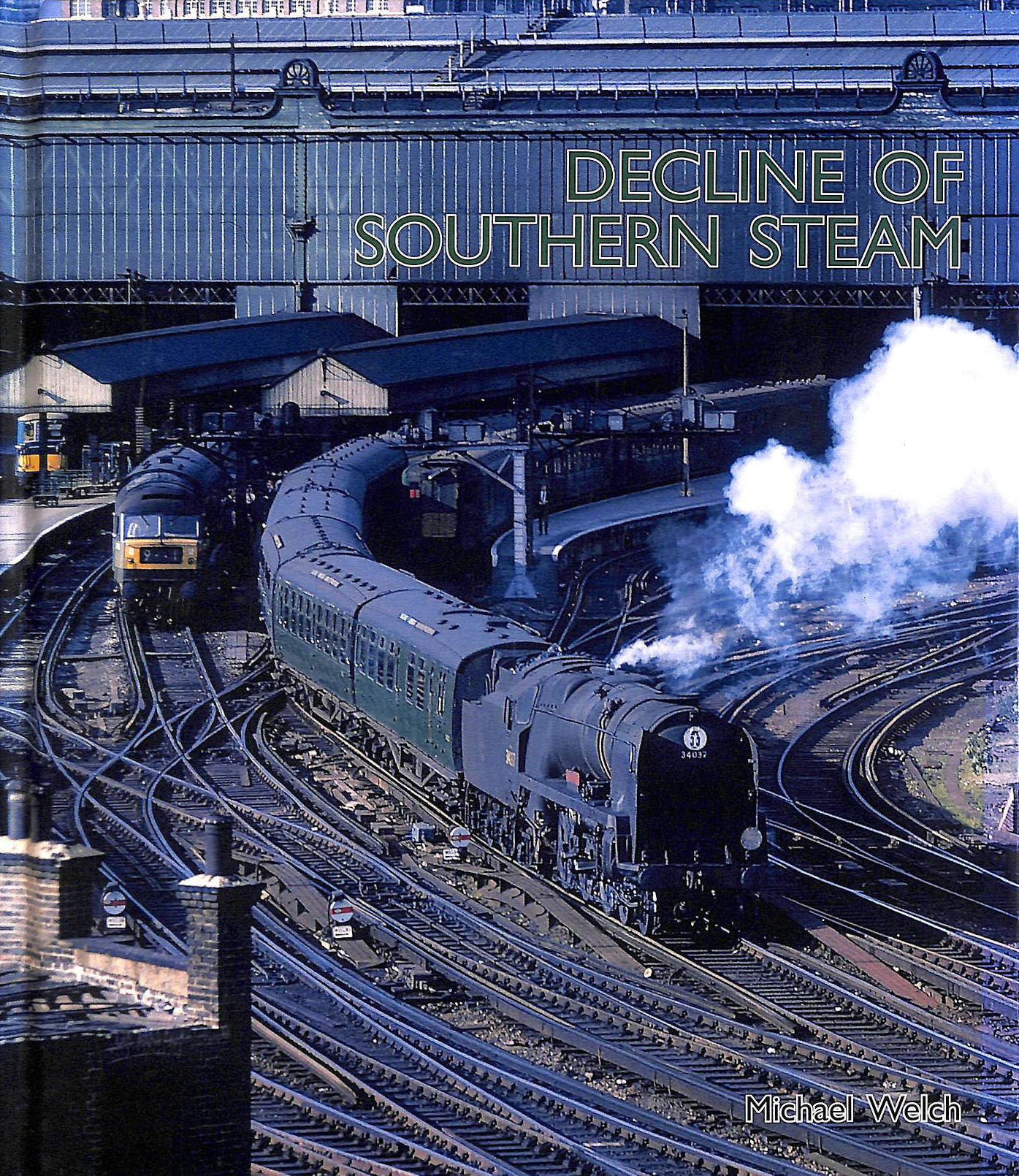 Image for The Decline of Southern Steam