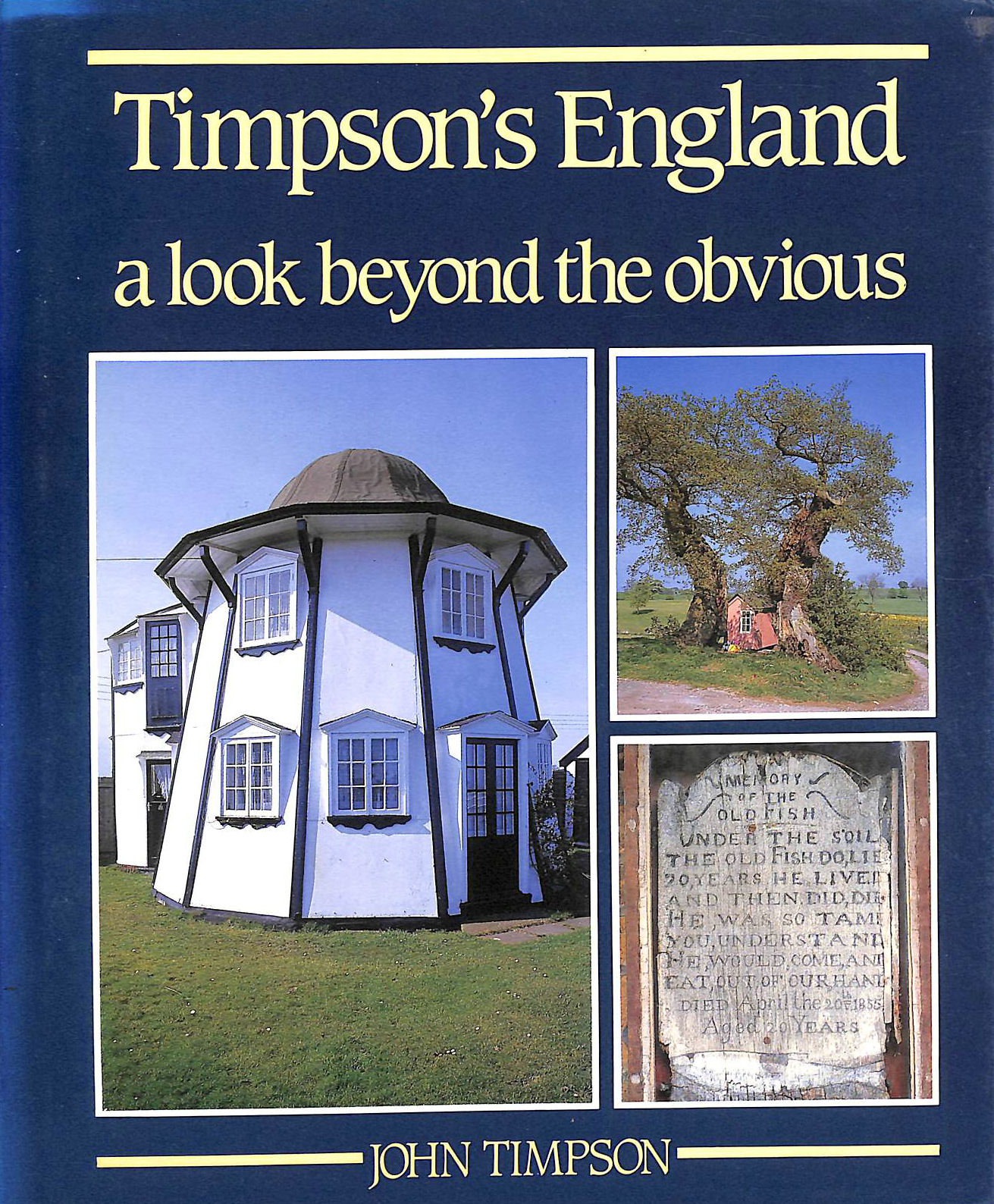 Image for Timpson's England: A Look Beyond the Obvious