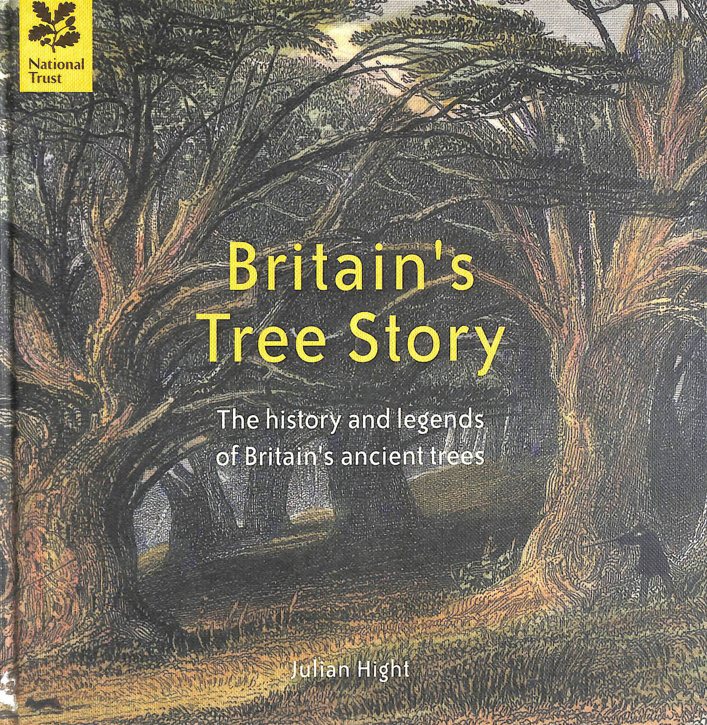 Image for Britain's Tree Story (National Trust History and Heritage)