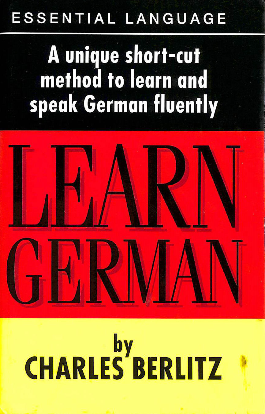 Image for Learn German