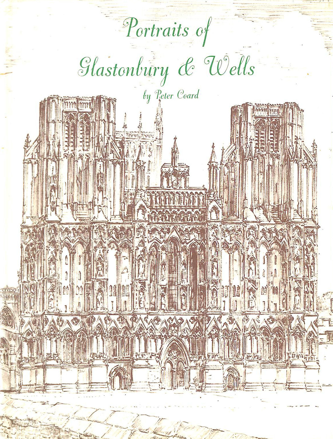 Image for Portraits of Glastonbury and Wells