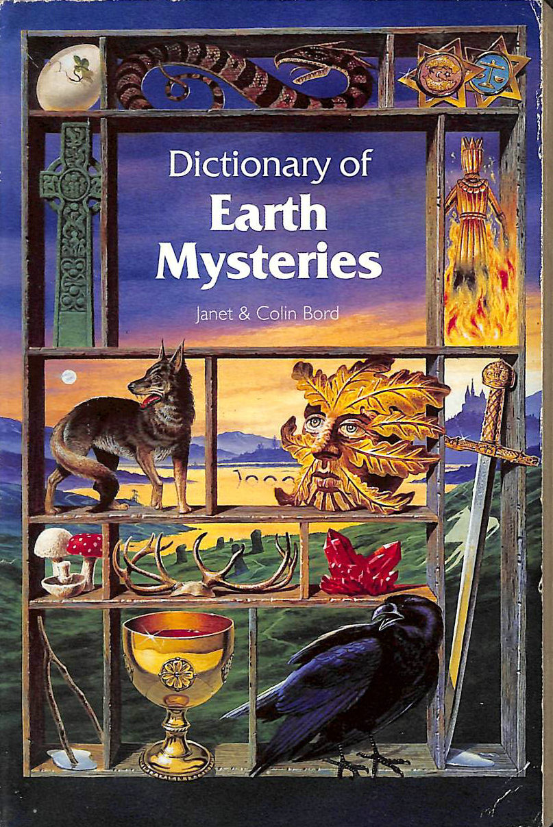 Image for Dictionary of Earth Mysteries