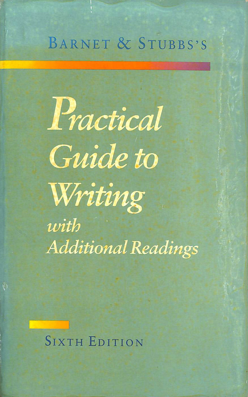 Image for Practical Guide to Writing: with Additional Readings