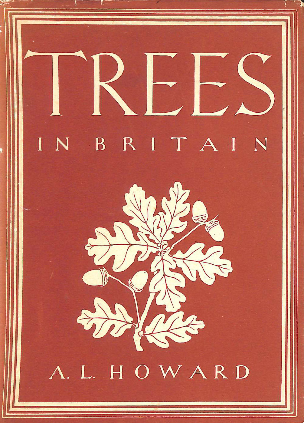 Image for TREES IN BRITAIN (BIP 91)