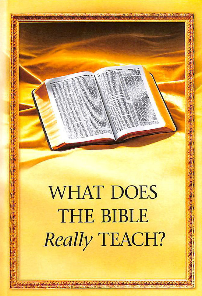 Image for What Does The Bible Really Teach?