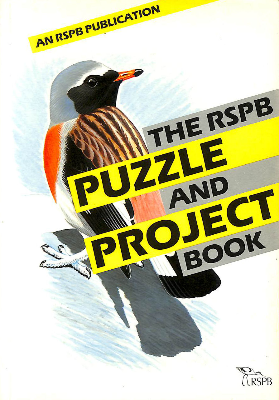 Image for The RSPB Bird Life Puzzle and Project Book