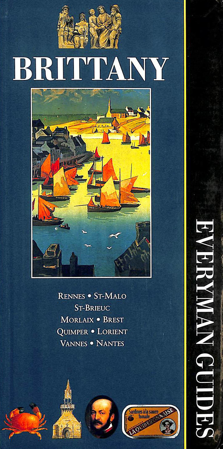 Image for Brittany (Everyman Guides)