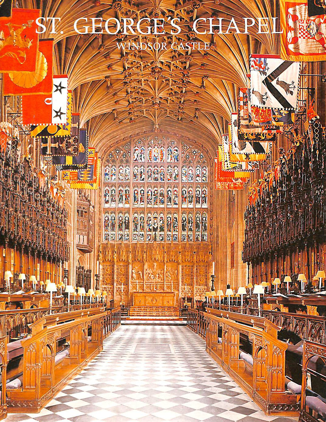 Image for St. George's Chapel, Windsor (Pride of Britain)