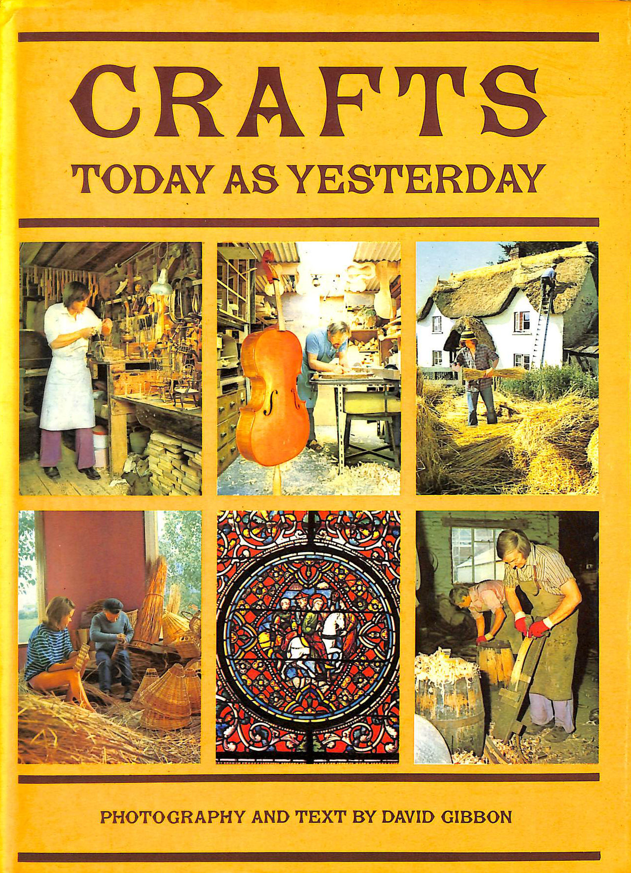 Image for Crafts: Today as Yesterday