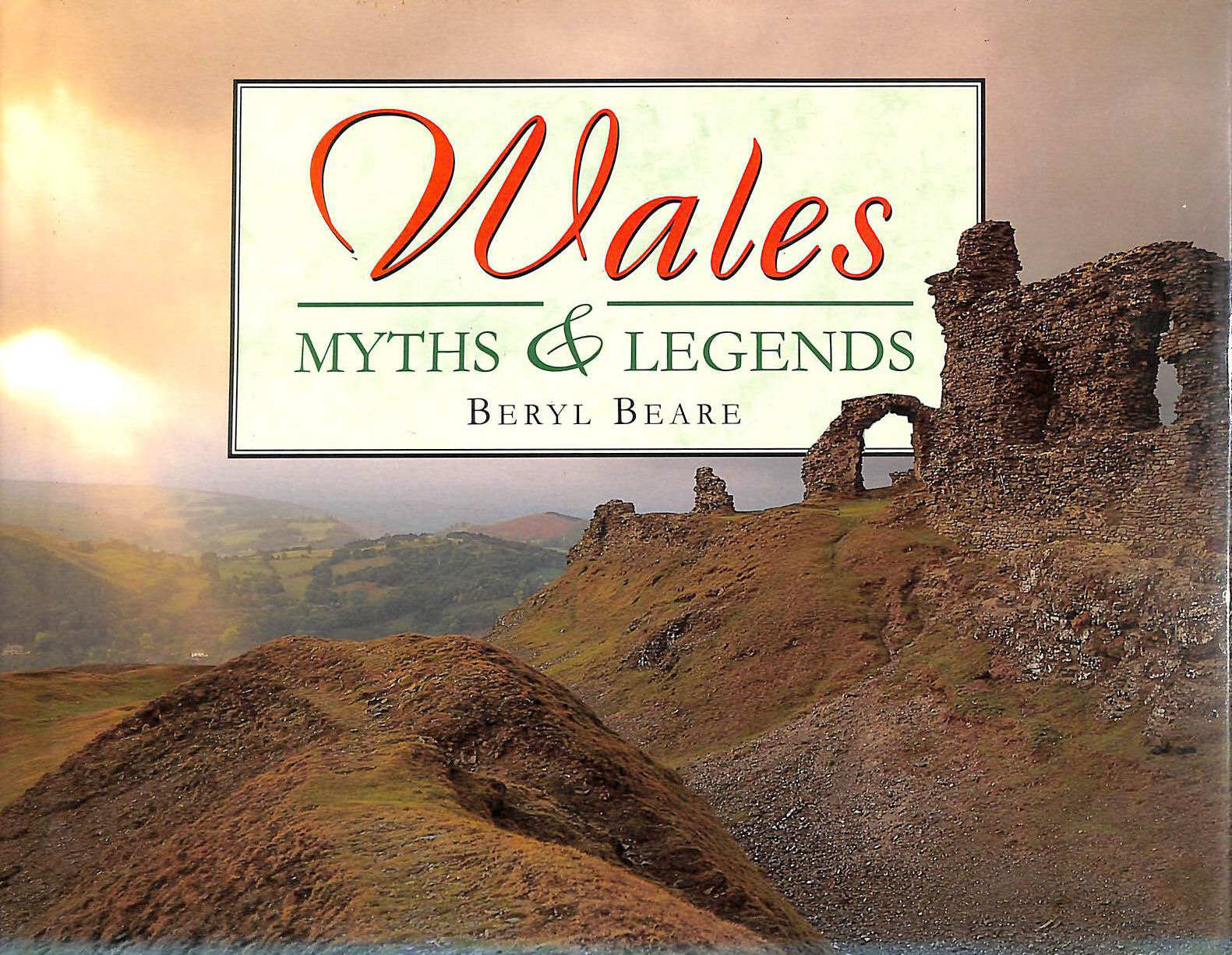 Image for Wales (Myths and Legends)
