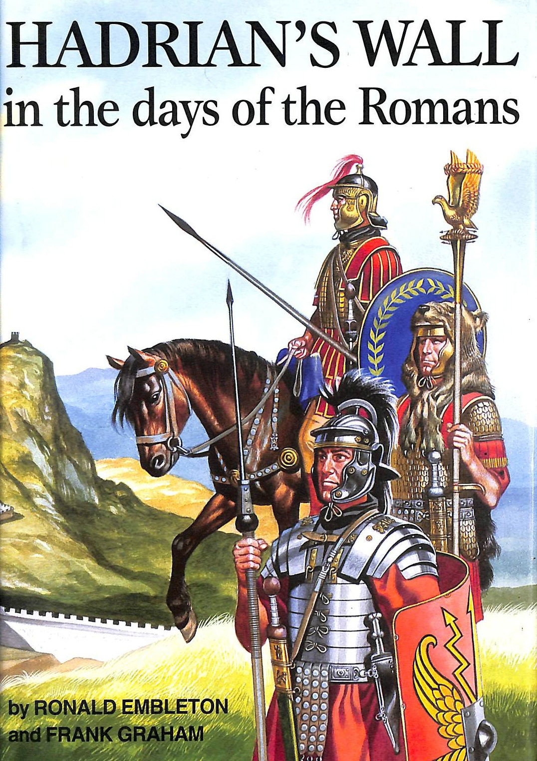 Image for Hadrian's Wall in the Days of the Romans