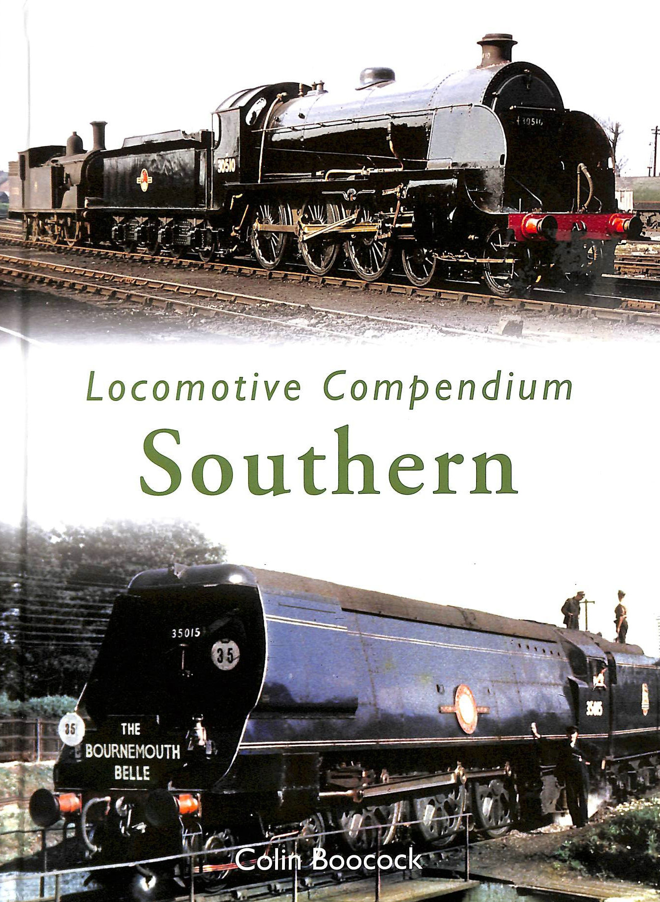 Image for Locomotive Compendium: Southern