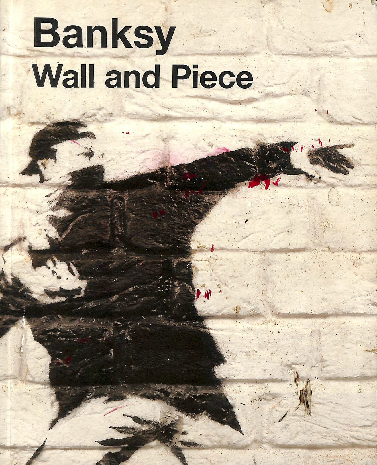 Image for Banksy: Wall and Piece