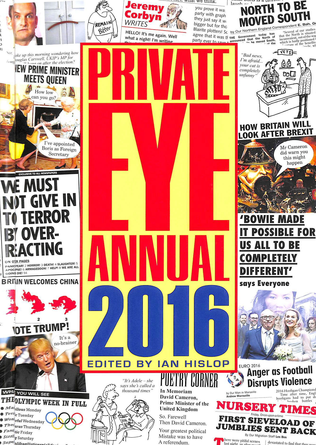 Image for Private Eye Annual 2016 (Annuals)