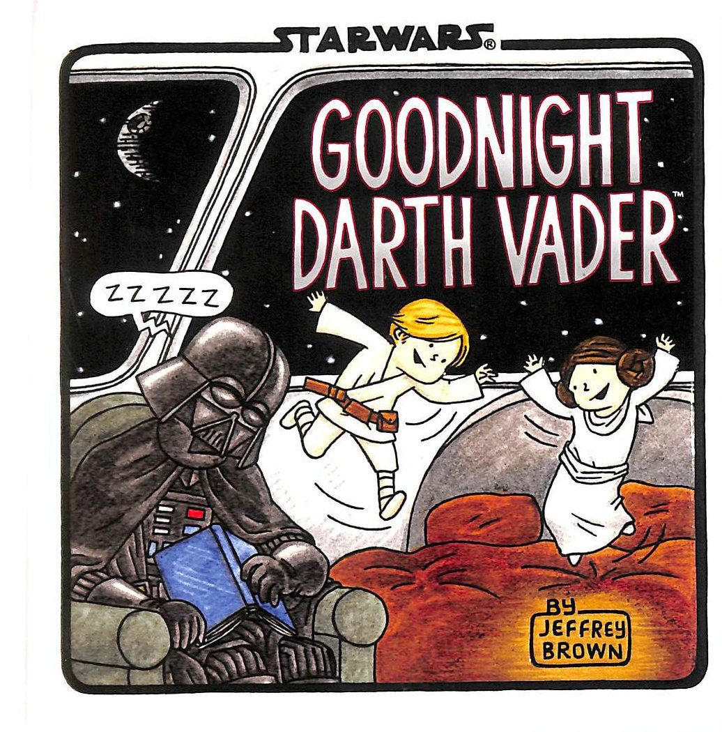 Image for Goodnight Darth Vader