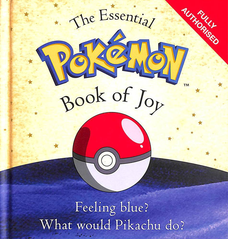 Image for The Essential Pokemon Book of Joy