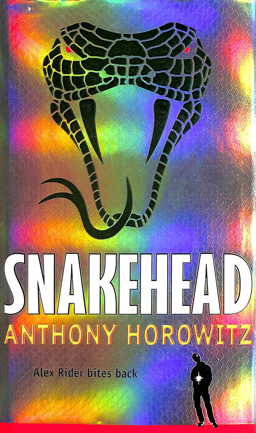 Image for Snakehead (Alex Rider)