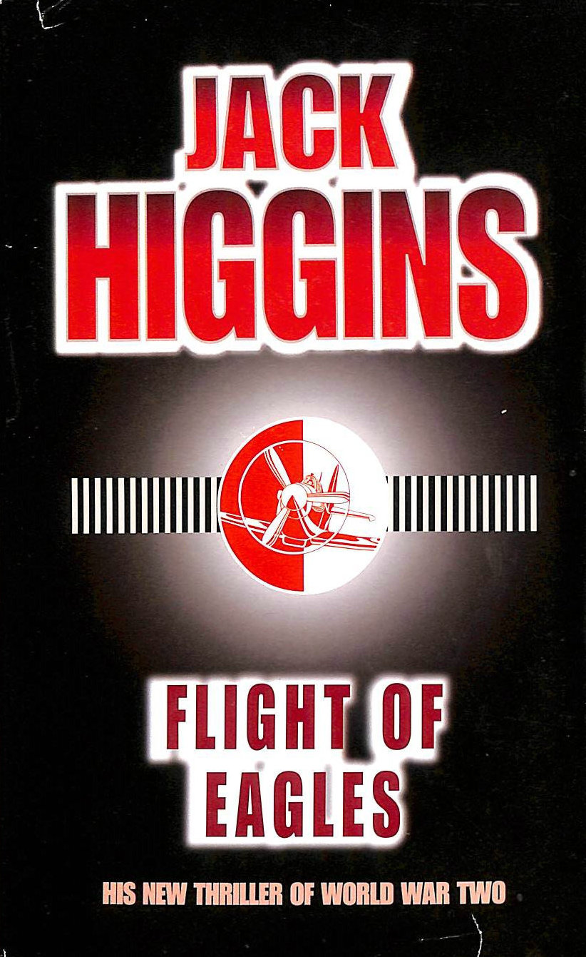 Image for Jack Higgins Flight of Eagles 1998 CIP
