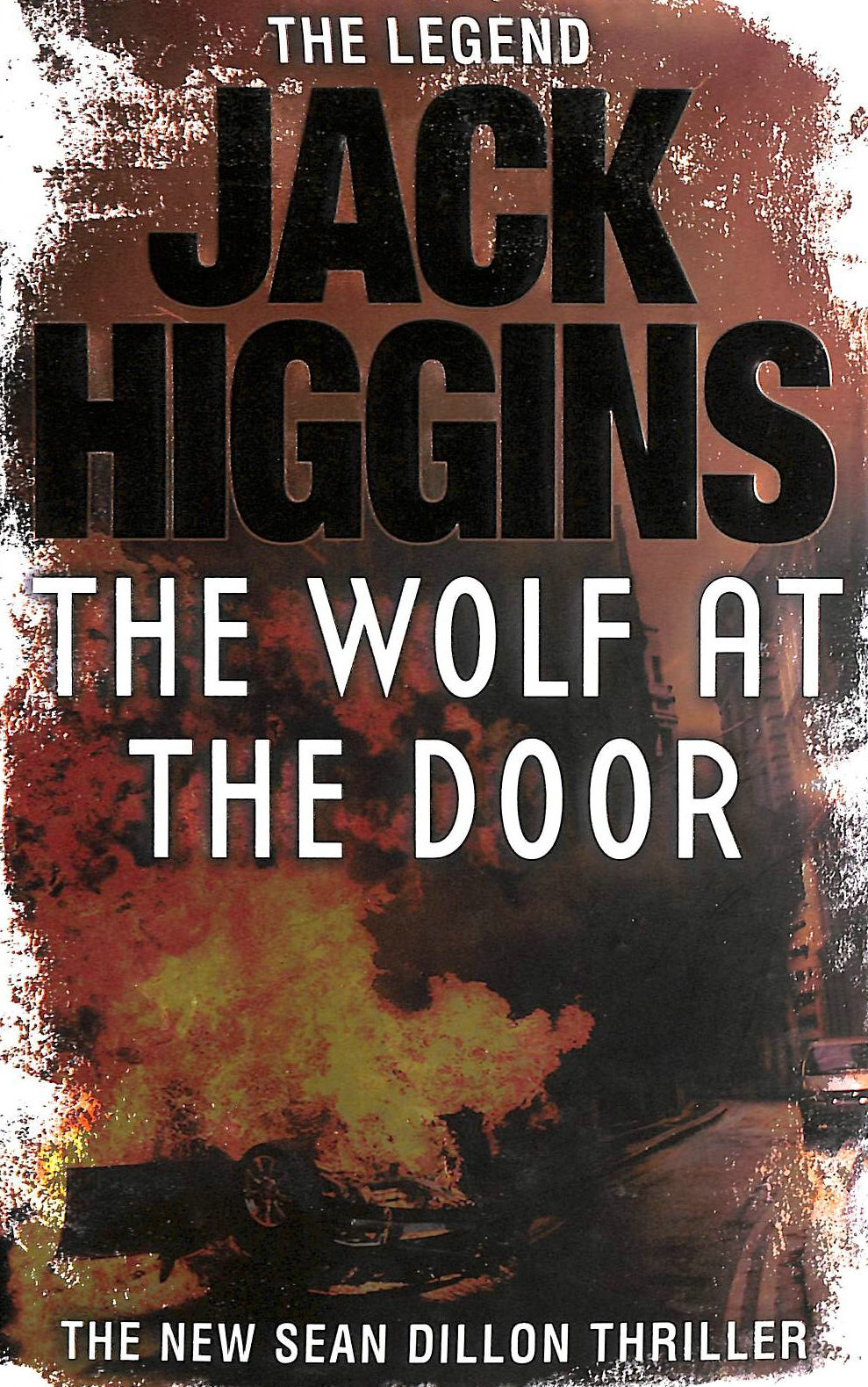 Image for The Wolf at the Door (Sean Dillon Series, Book 17)