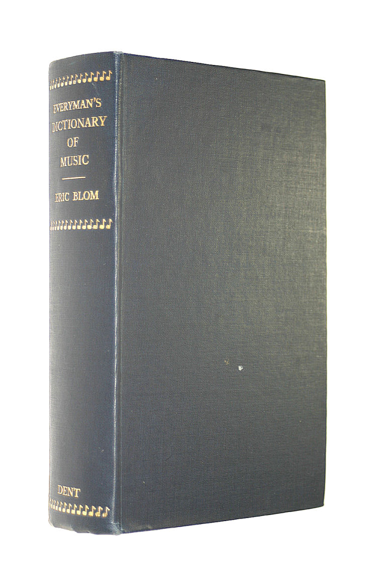 Image for Everymans Dictionary of Music