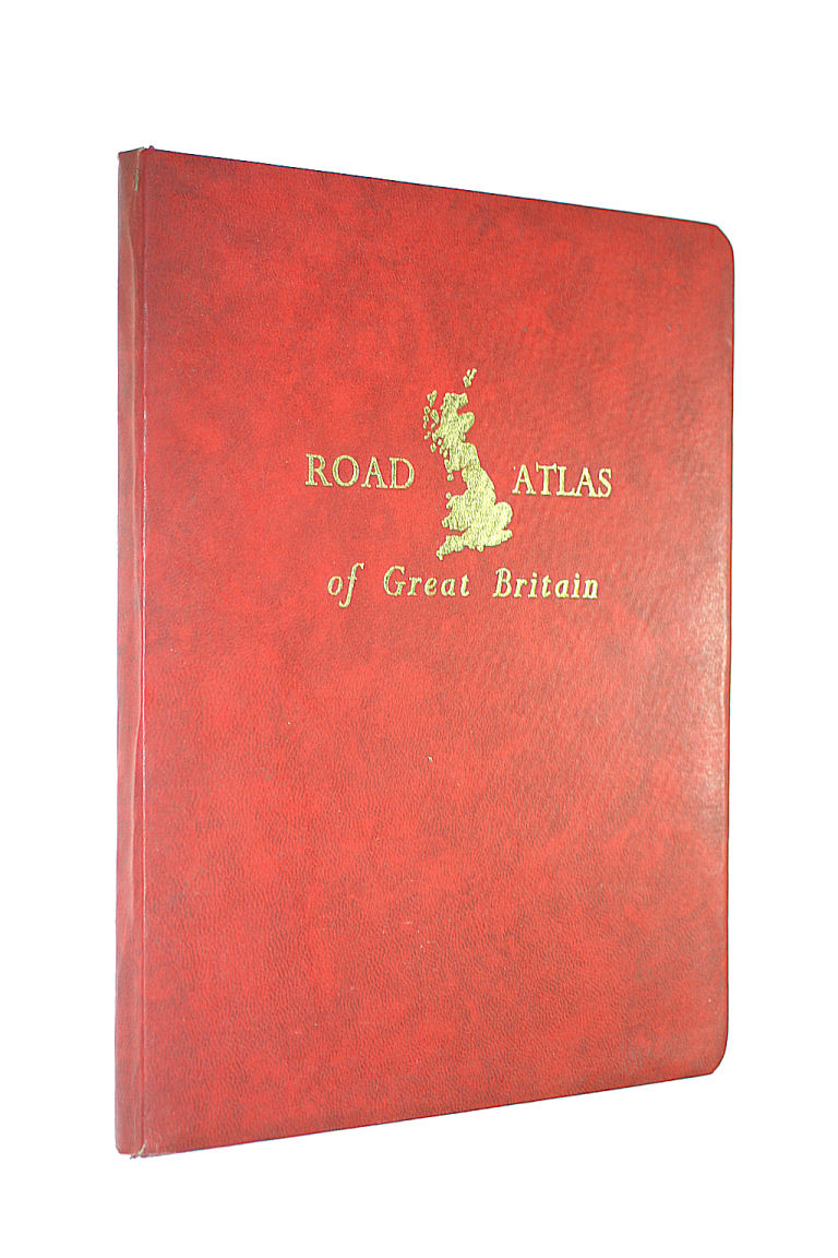 Image for Road Atlas Of Great Britain Fifth-Inch To Mile 18th Edition