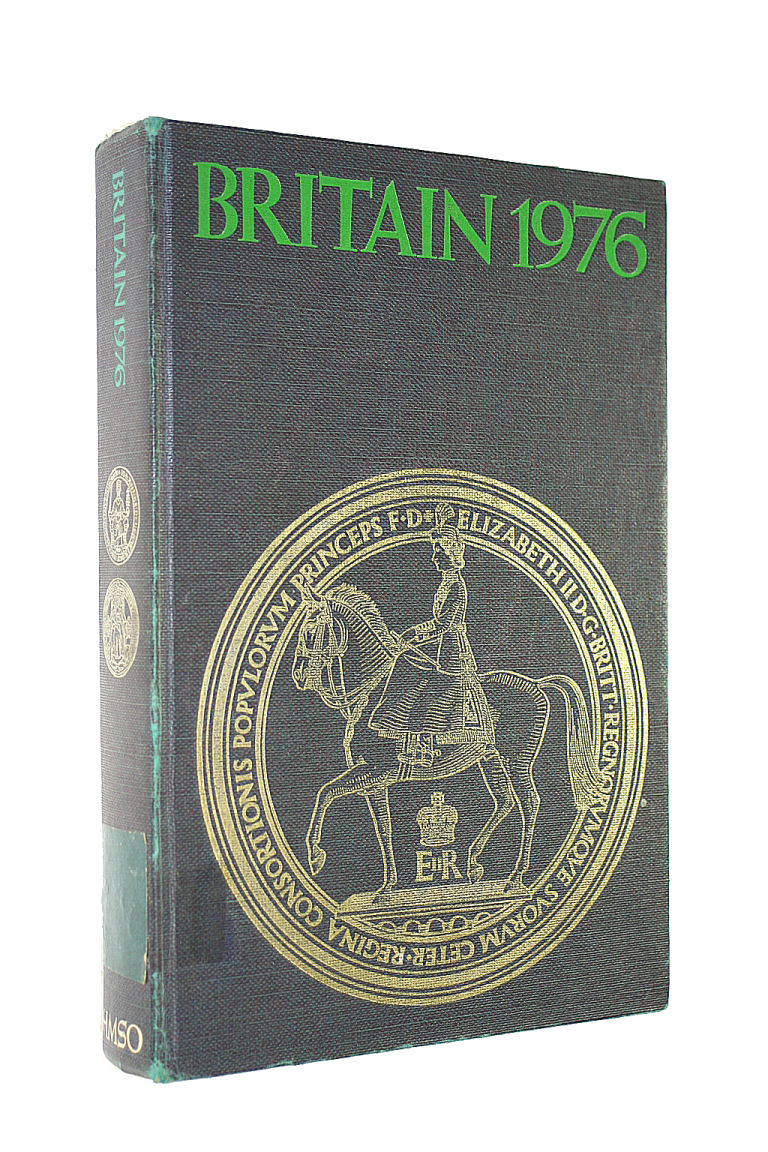 Image for Britain 1976: An Official Handbook