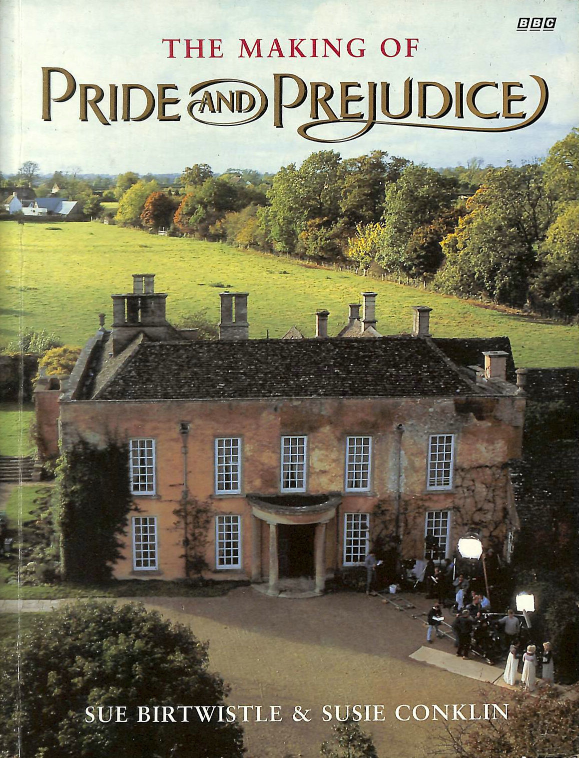 Image for The Making of Pride and Prejudice (BBC)