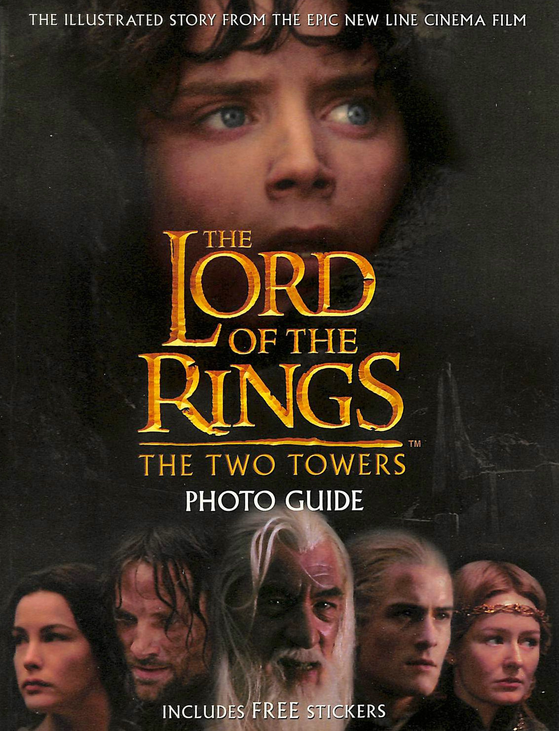 Image for The Two Towers Photo Guide (The Lord of the Rings)