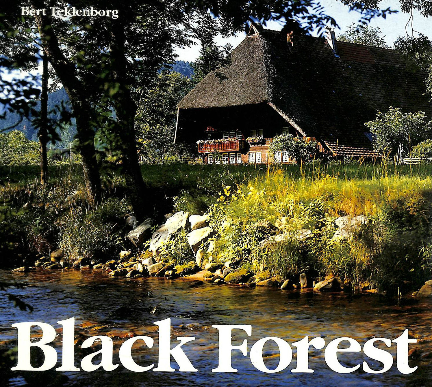 Image for The Black Forest: A Pictorial Journey (Pictorial tours)