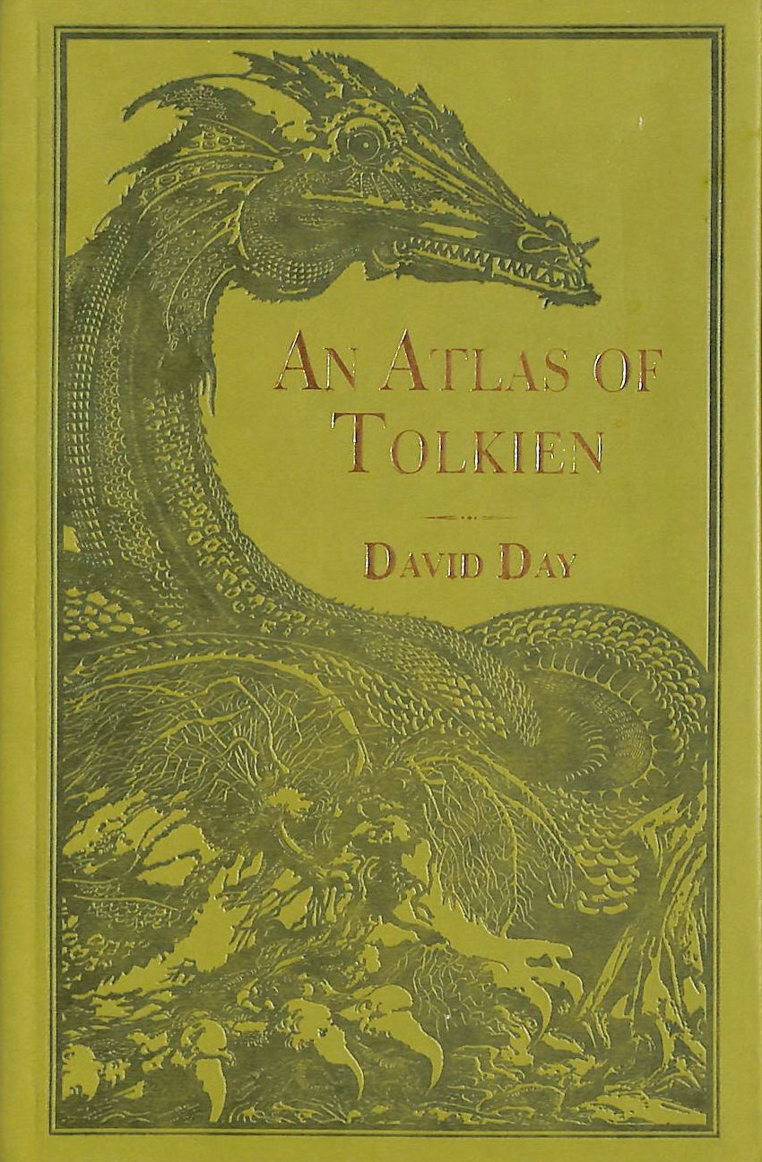Image for An Atlas of Tolkien