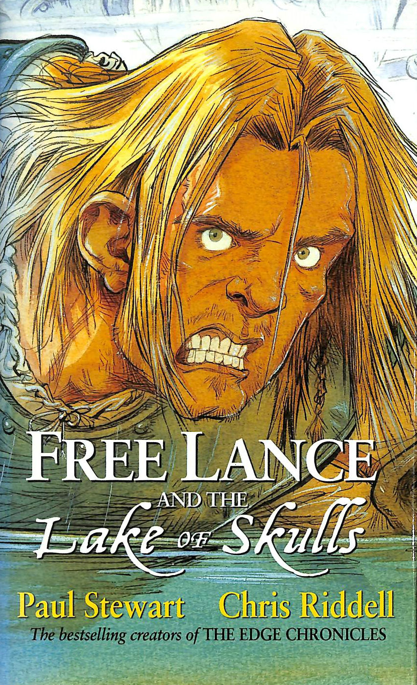 Image for Free Lance and the Lake of Skulls (Knight's Story)