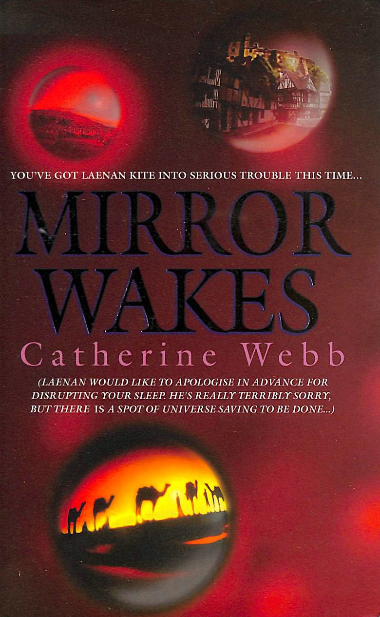 Image for Mirror Wakes: Number 2 in series (Leanan Kite)