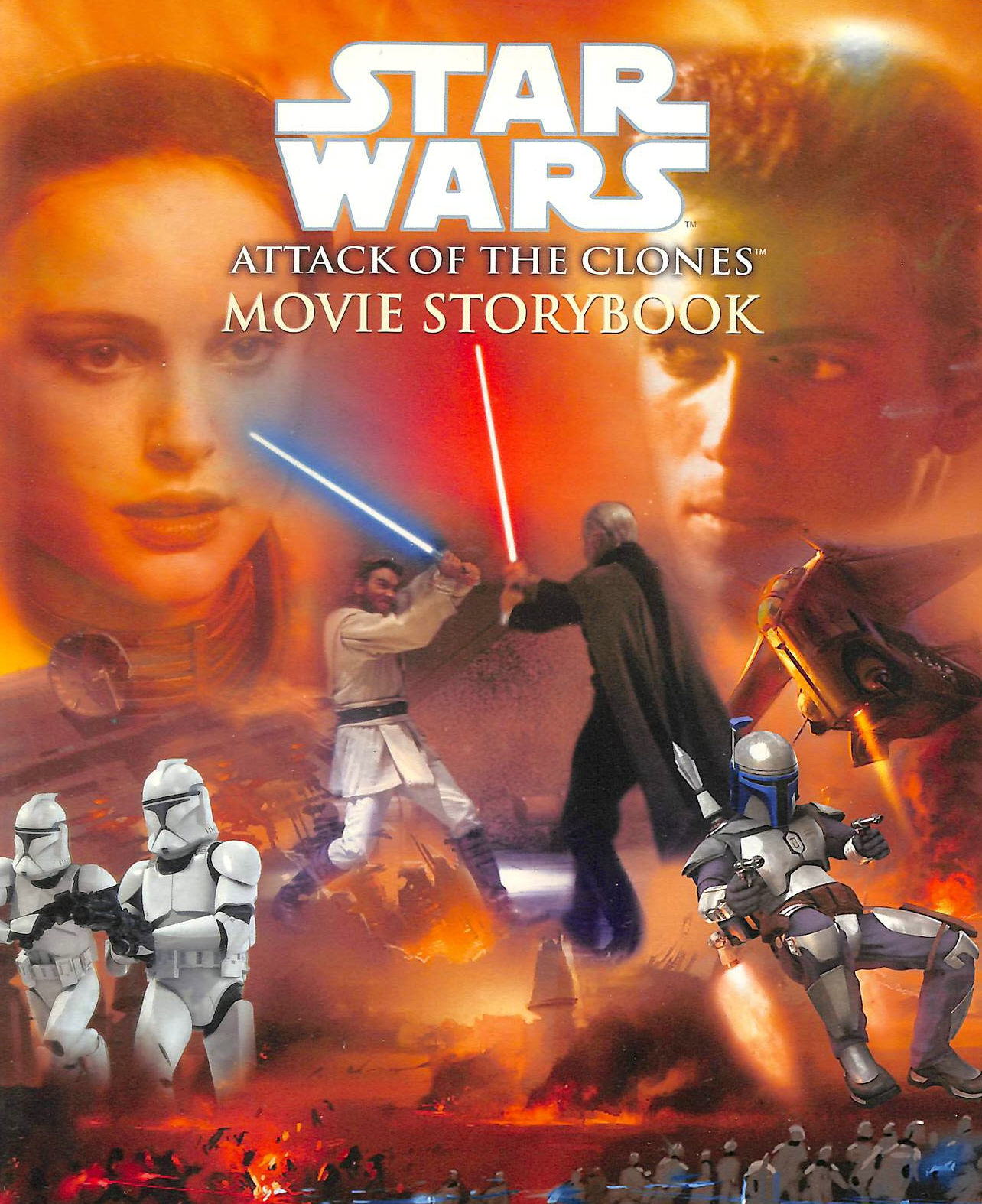 Image for Episode II Star Wars Movie Storybook: Movie Storybook (Episode II Star Wars S.)