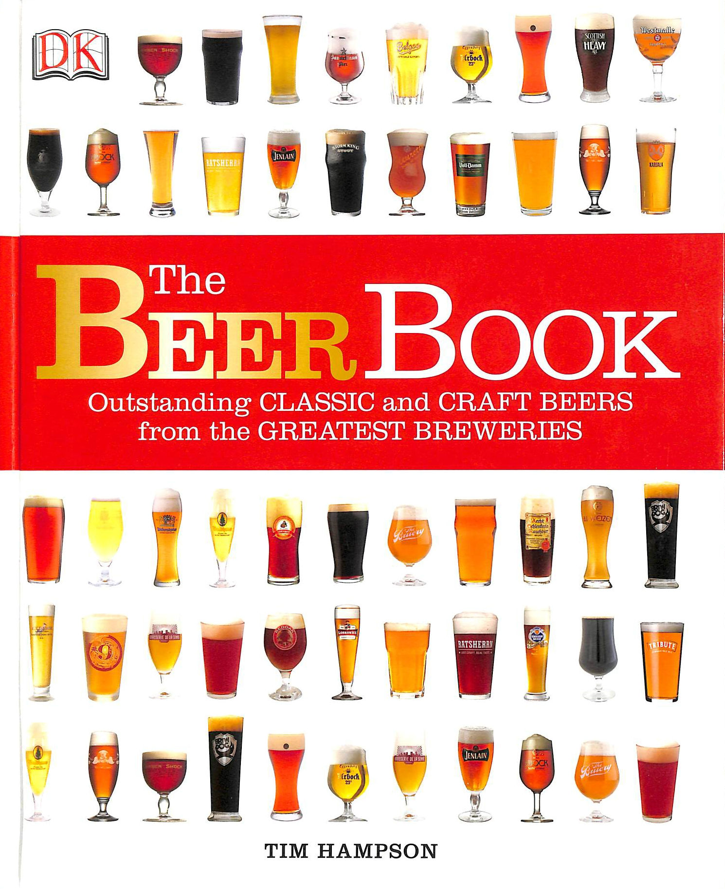 Image for The Beer Book | Outstanding Classic and Craft Beers from the Greatest Breweries