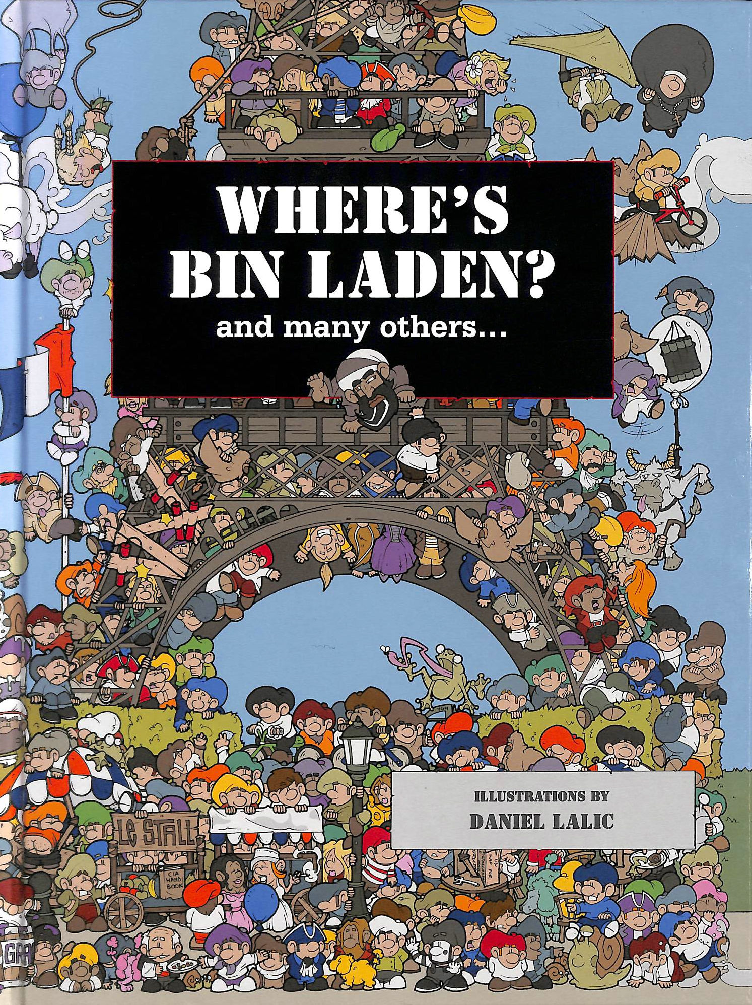 Image for Where's Bin Laden: And Many Others