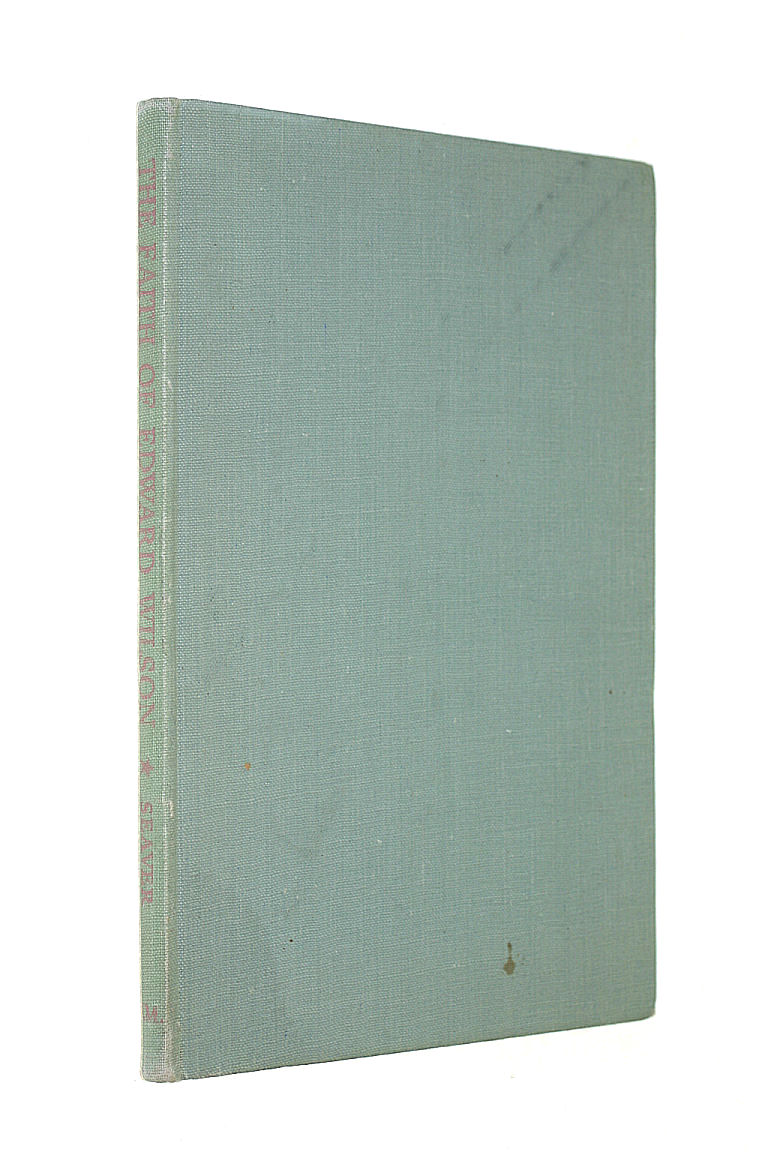 Image for The Faith of Edward Wilson - First Edition