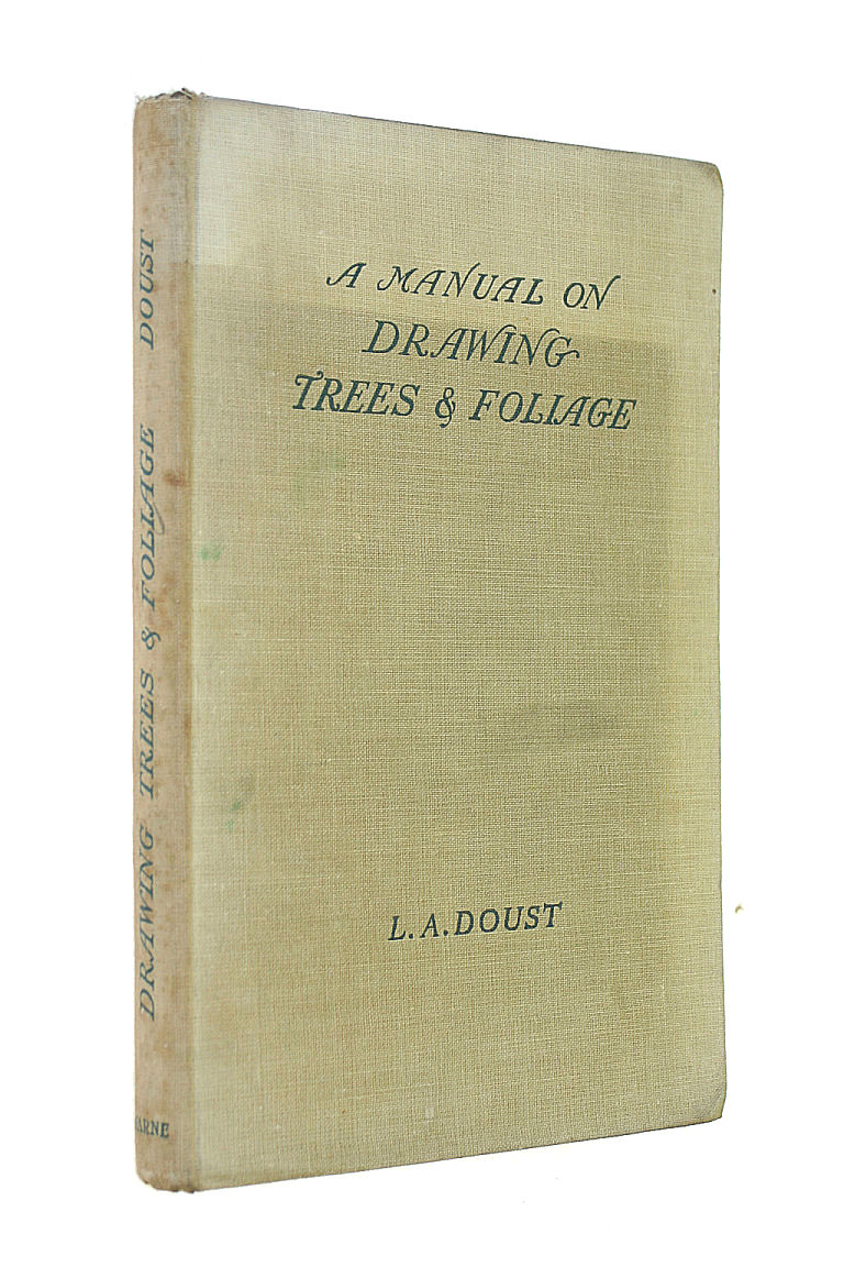 Image for A Manual on Drawing Trees and Foliage
