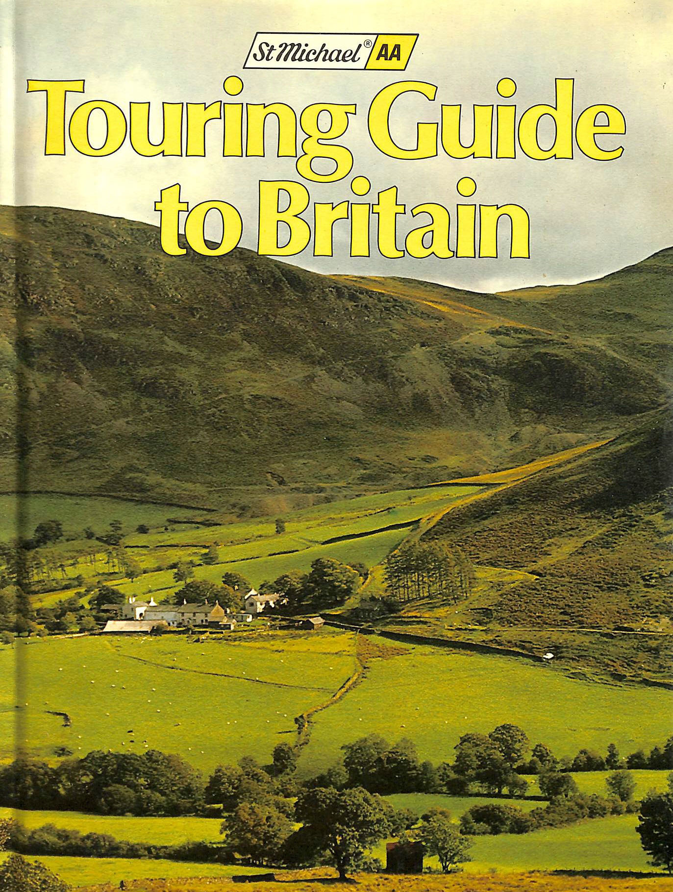 Image for Touring Guide to Britain (AA / St Michael)