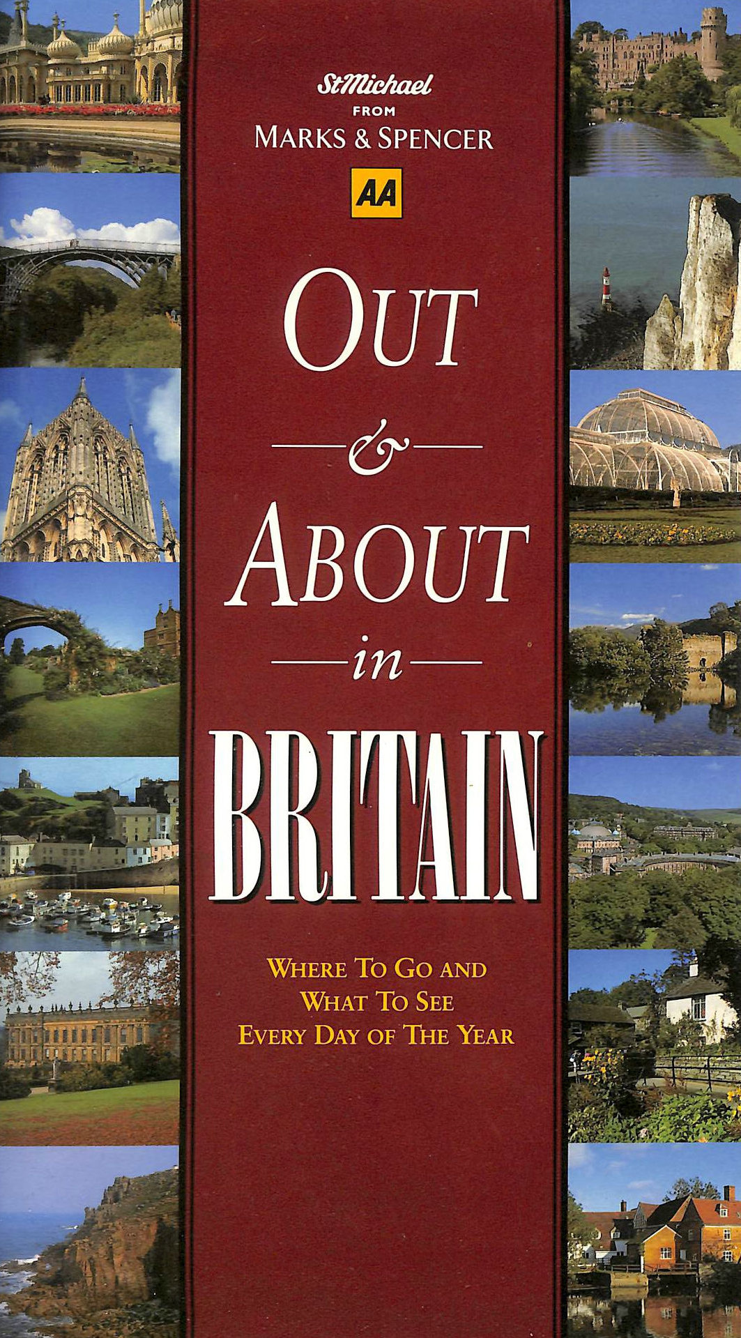 Image for Out and About in Britain
